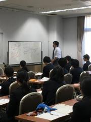 数学の授業風景